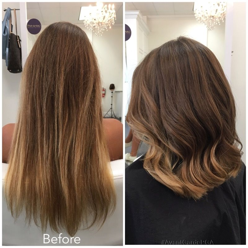 Before and After Hair Styles \u2013 Palm Beach Gardens Hair