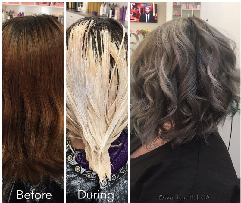 Before and After Hair Styles 006