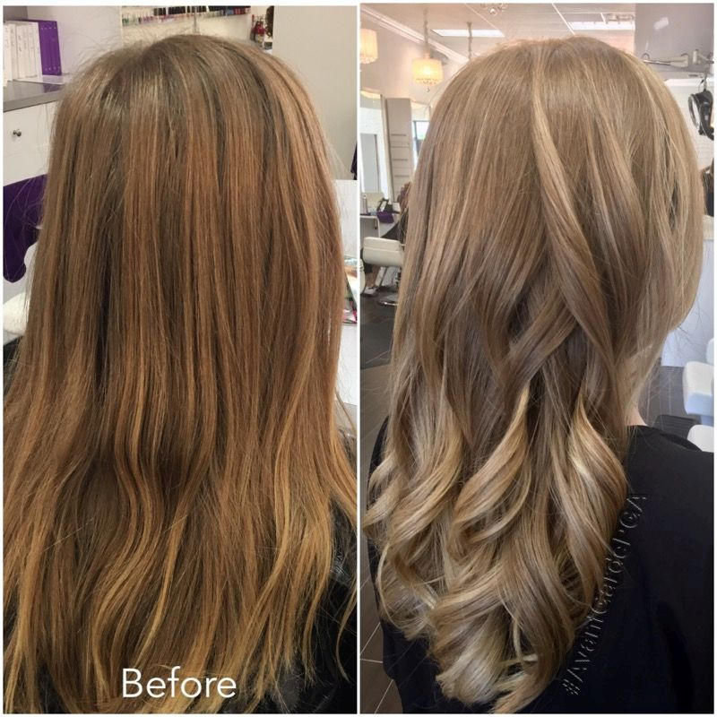 Before and After Hair Styles 026
