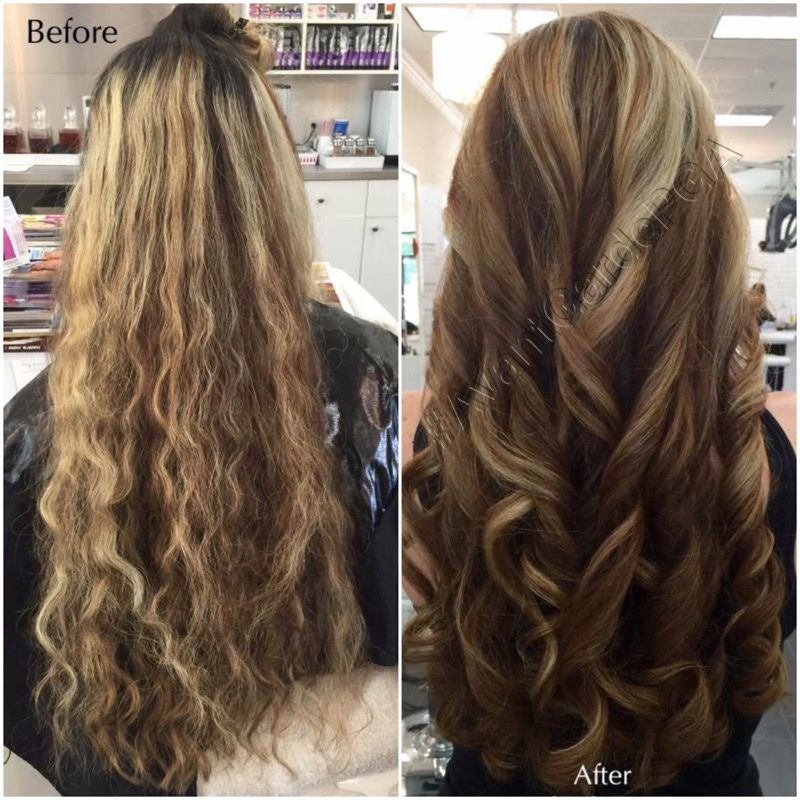Before and After Hair Styles 027