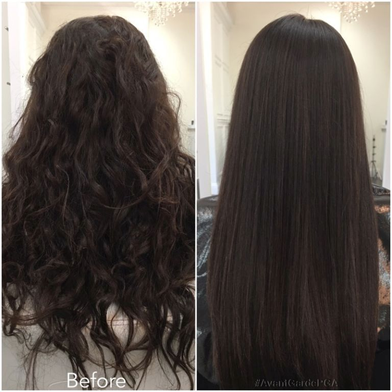 Before and After Hair Styles 028