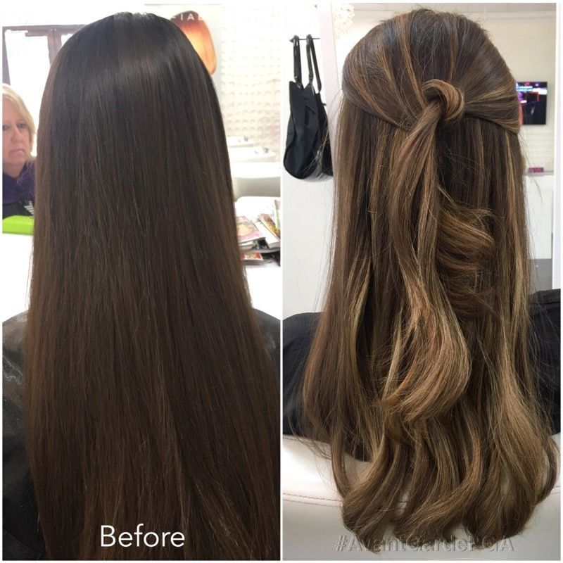 Before and After Hair Styles 039