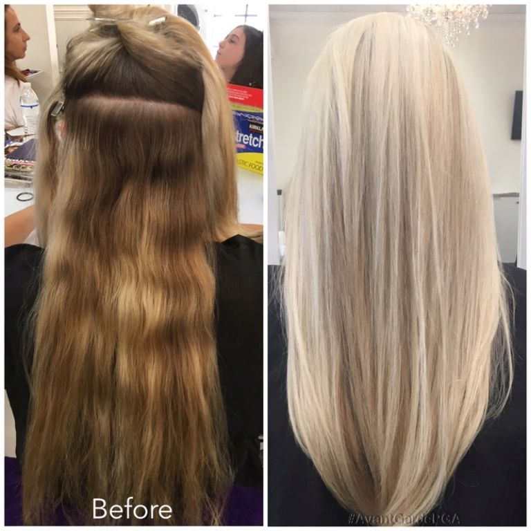 Before and After Hair Styles 044