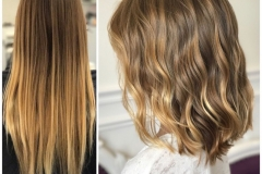 Before and After Hair Styles 002