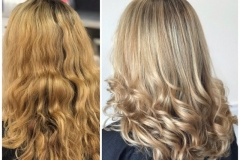 Before and After Hair Styles 018