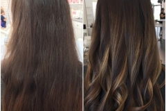 Before and After Hair Styles 023