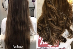 Before and After Hair Styles 024