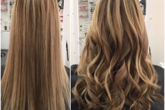 Before and After Hair Styles 025