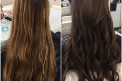 Before and After Hair Styles 029