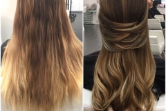 Before and After Hair Styles 030