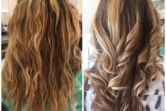 Before and After Hair Styles 043
