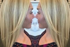 Double Process Blonde 002