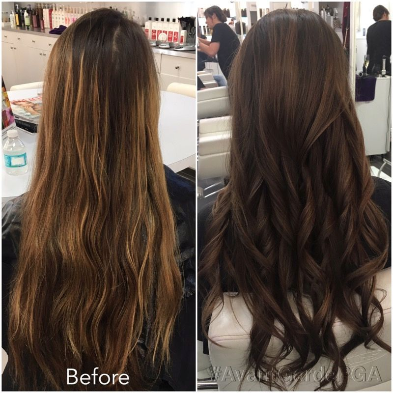 Hair Color Glaze 400342 Vinegar And Food Coloring Toner What S The Difference