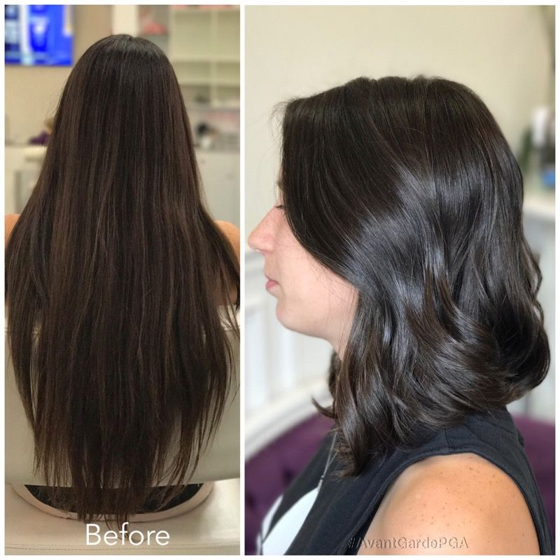 Before And After Hair Styles Palm Beach Gardens Hair Amp Beauty Salon