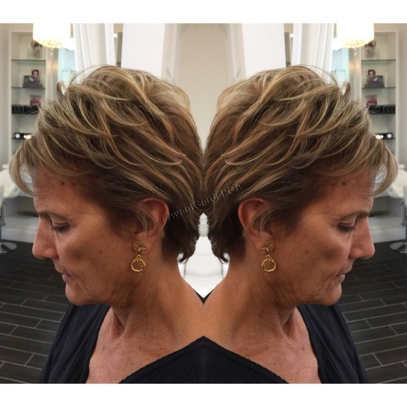 Pixie Style Haircuts Palm Beach Gardens Hair Beauty Salon