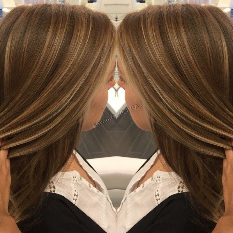 Sun Kissed Balayage Palm Beach Gardens Hair Amp Beauty Salon